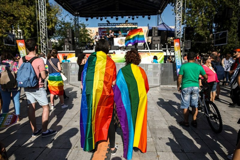Ειρήνη Αγαθοπούλου: Υπερήφανα συμμετέχουμε στο Athens Pride