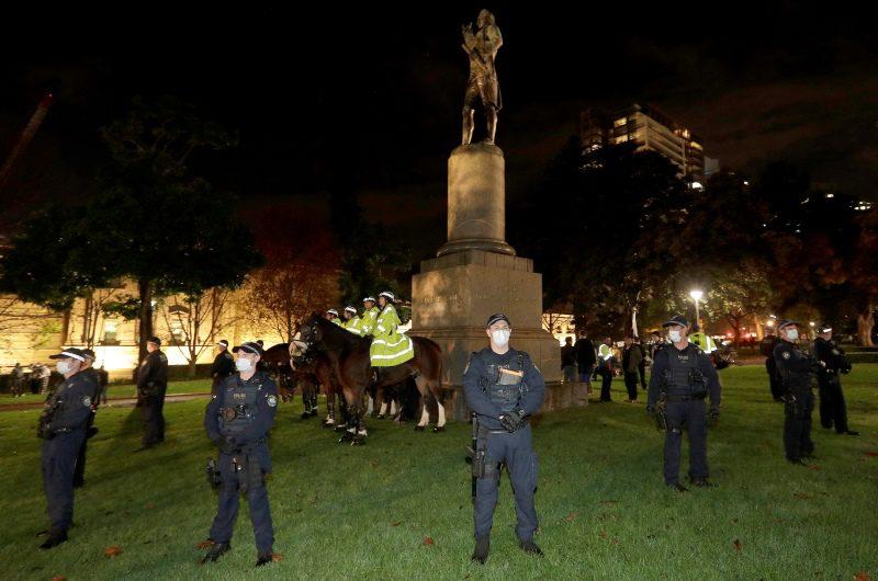 Αυστραλία: Φουντώνουν τα κρούσματα αλλά και οι διαδηλώσεις ενάντια στο lockdown