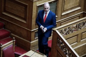 Παραπομπή Μπογδάνου στην Επιτροπή Δεοντολογίας ζητά ο ΣΥΡΙΖΑ – «Συγχωροχάρτι» και από Τασούλα