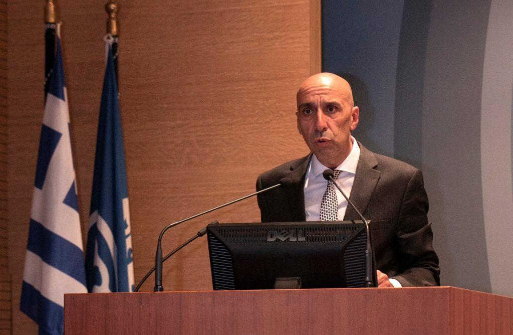Ο γενικός διευθυντής της Ν.Δ. Γιάννης Μπρατάκος νέος πρόεδρος του ΕΒΕΑ