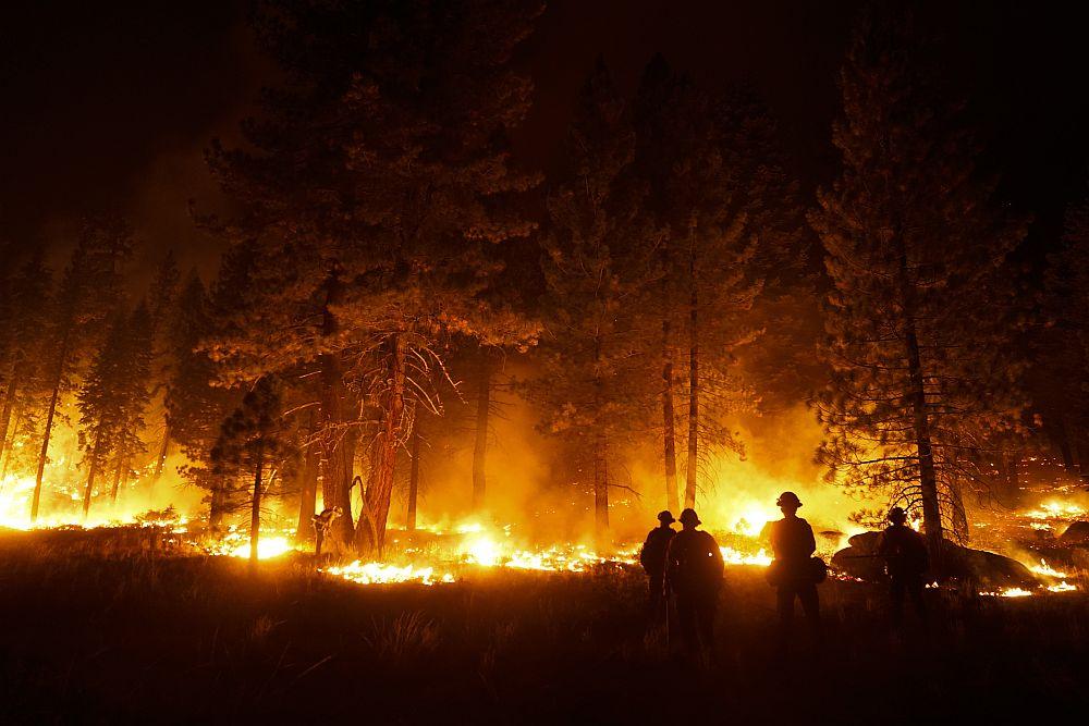 Έρευνα: Η ρύπανση του αέρα από δασικές πυρκαγιές συνδέεται με πάνω από 33.000 θανάτους ετησίως