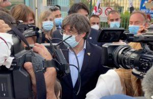 Ο Κάρλες Πουτζντεμόν αποφυλακίστηκε και μπορεί μπορεί να φύγει από την Ιταλία