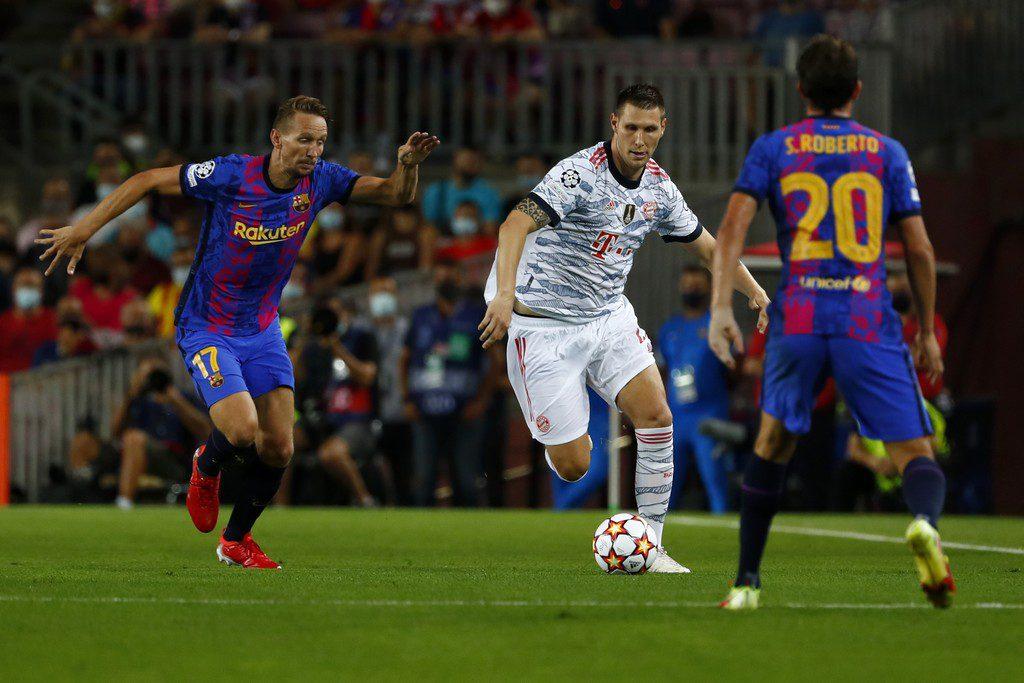 Champions League: Προπόνηση για την Μπάγερν στη Βαρκελώνη, 3-0 την Μπαρτσελόνα