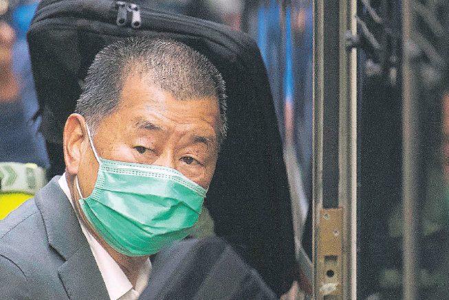 Αναγκαστικό λουκέτο σε εταιρεία ακτιβιστή στο Χονγκ Κονγκ