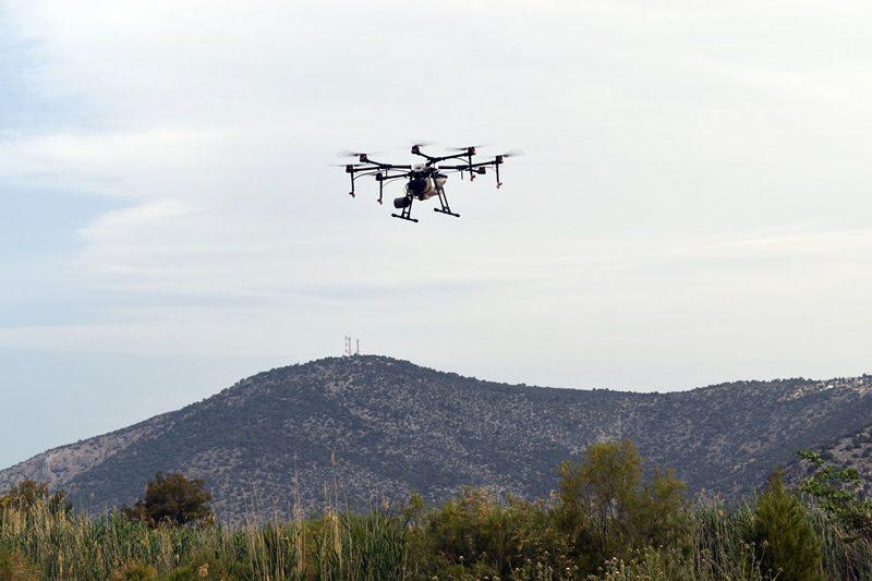 Τρίκαλα: Με drones η μεταφορά φαρμάκων στα περιφερειακά φαρμακεία