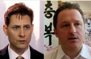 Έφτασαν στον Καναδά οι δύο Καναδοί που αφέθηκαν ελεύθεροι από την Κίνα