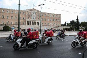 Τροπολογία ΣΥΡΙΖΑ για την κατοχύρωση των συμβάσεων εργασίας των διανομέων
