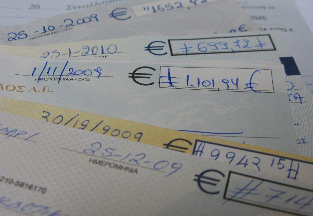 Εκρηξη χρεών με αύξηση 90% τον Αύγουστο των ακάλυπτων επιταγών