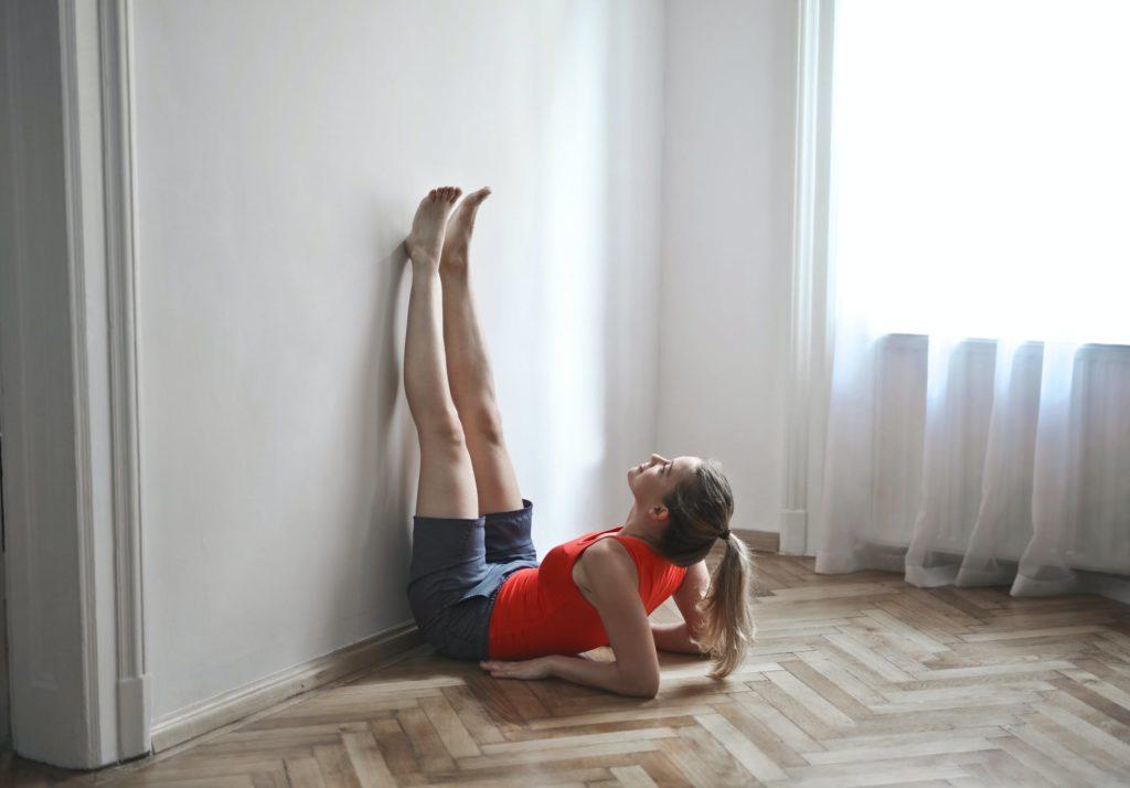 Μια πανεύκολη άσκηση που σας αποφορτίζει μετά το τρέξιμο