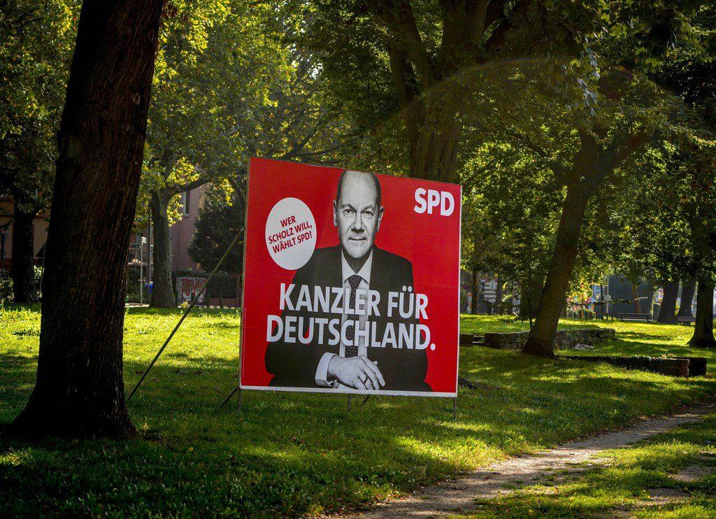 Εκλογές-Γερμανία: Το SPD θέλει συνασπισμό με τους Πράσινους
