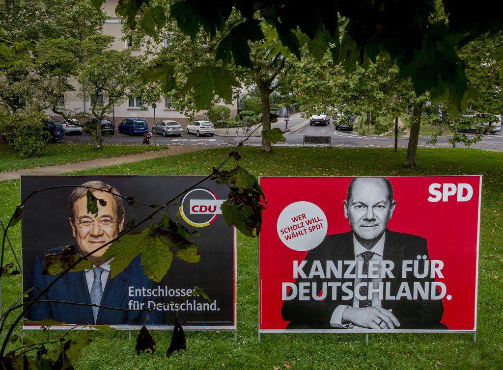 Γερμανία – εκλογές: Αναποφάσιστο το 40% των ψηφοφόρων