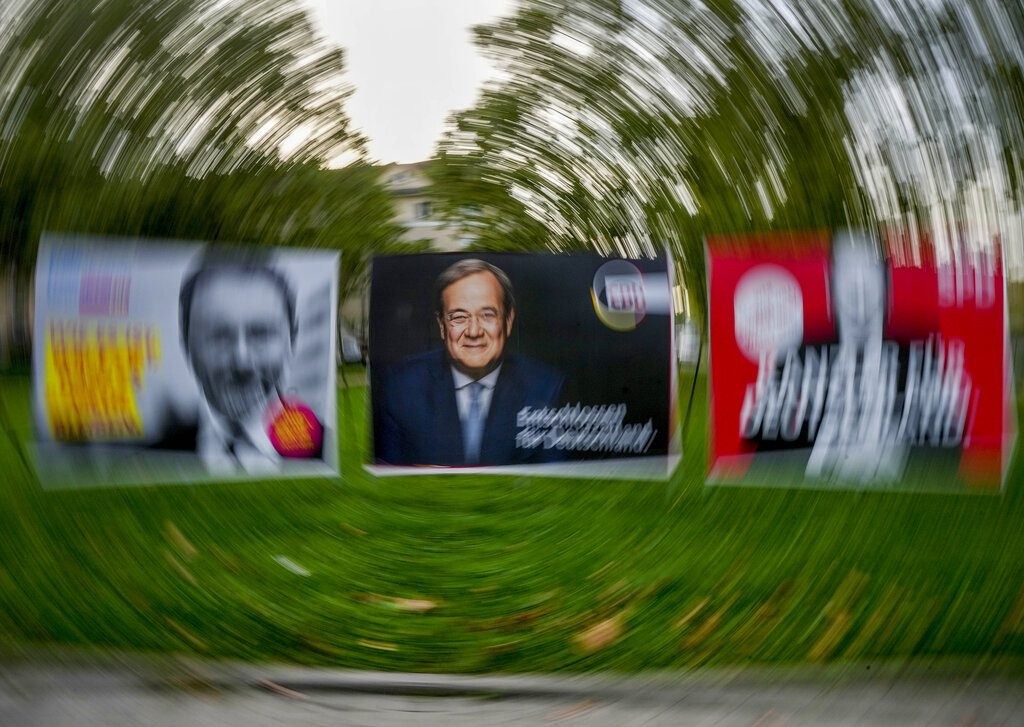 Γερμανία- Εκλογές: Οι αφίσες των ακροδεξιών «Κρεμάστε τους Πράσινους» επιτρέπεται να παραμείνουν