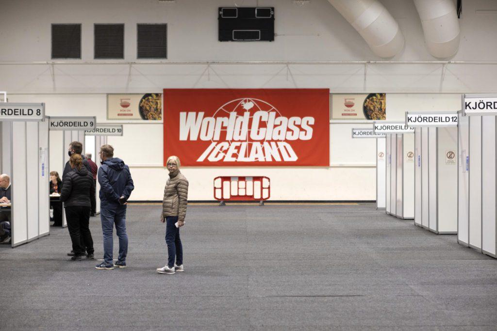 Ισλανδία: Γυναικεία πλειοψηφία στο κοινοβούλιο, για πρώτη φορά στην Ευρώπη
