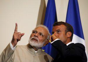 AUKUS: Γαλλική ρελάνς και συμφωνία με Ινδία για «πολυμερή διεθνή τάξη»