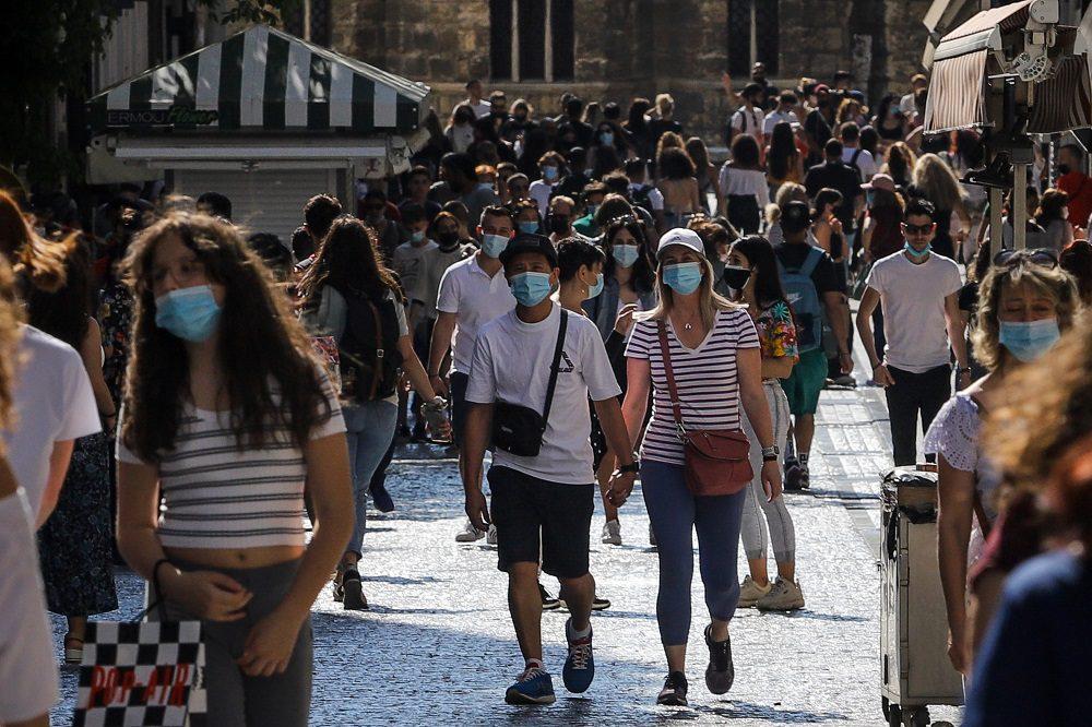 Κορονοϊός: Το ΦΕΚ με τα νέα μέτρα – Τι αλλάζει για τους ανεμβολίαστους