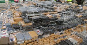 Φορτίο με 4 τόνους κακαΐνη κατασχέθηκε στην Ολλανδία