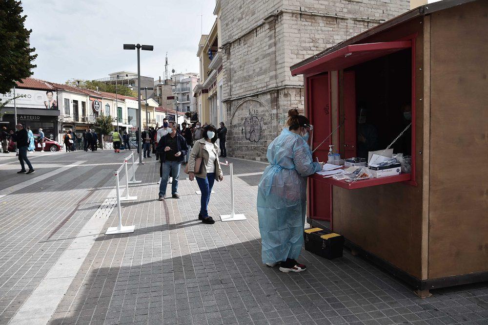 Βόρεια Ελλάδα: Σε αρκετές περιοχές μόλις 40% εμβολιαστική κάλυψη