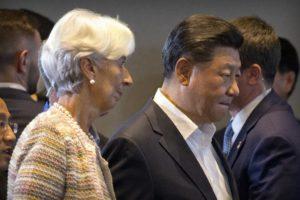 Λαγκάρντ: Περιορισμένες οι επιπτώσεις στην Ευρωζώνη από πιθανή κατάρρευση της κινεζικής Evergrande