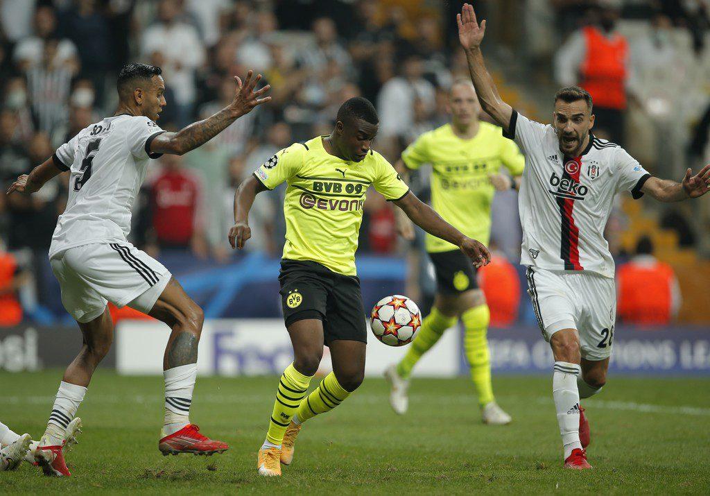 Champions League: Έκπληξη από την Σέριφ των Ελλήνων, νίκη της Ντόρτμουντ
