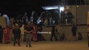 Χανιά: Ο διακινητής κρυβόταν ανάμεσα στους μετανάστες