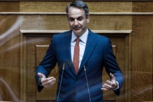 #cancel_efood: Όταν ο Μητσοτάκης δεσμευόταν για προστασία και ασφάλιση των διανομέων (Video)