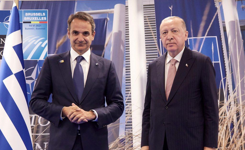 Θετική στη συνάντηση Μητσοτάκη-Ερντογάν η κυβέρνηση, αν υποβάλλει αίτημα ο Τούρκος Πρόερδος
