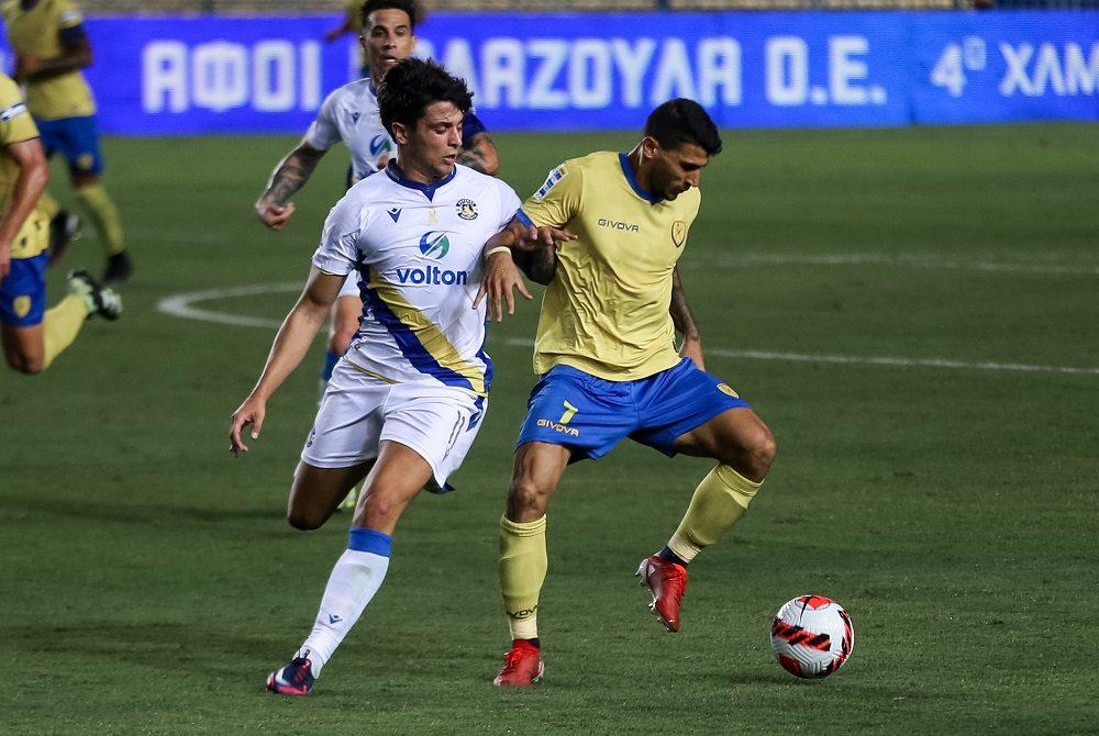 Παναιτωλικός – Αστέρας Τρίπολης 0-0: Πρεμιέρα στην ΣΛ1 χωρίς γκολ…