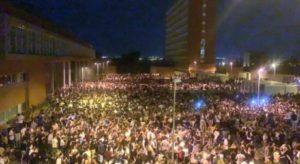 Ισπανία: Πάρτι-μαμούθ στη Μαδρίτη, στον «ύπνο» πιάστηκε η αστυνομία (Videos)