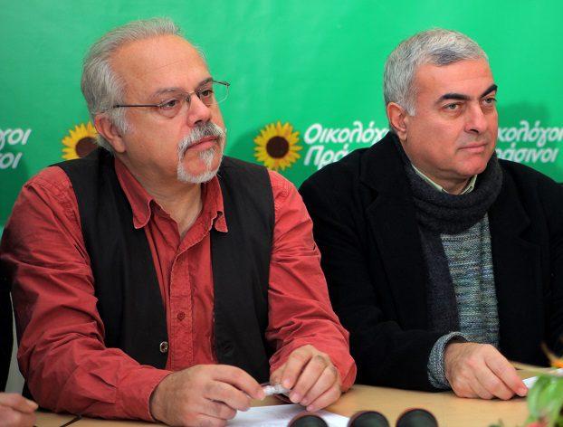 Οι Πράσινοι σε ρόλο… μαγνήτη για αυτόνομο οικολογικό πόλο στις επόμενες κάλπες