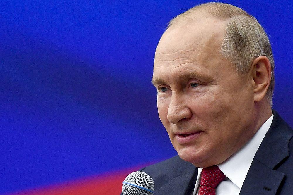 Σε καραντίνα ο Πούτιν – Ήρθε σε επαφή με κρούσματα κορονοϊού