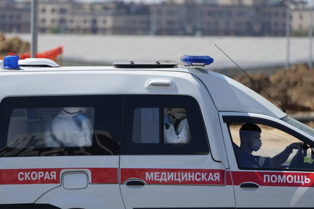 Ρωσία: Τέσσερις νεκροί από πτώση μικρού αεροσκάφους (Video)