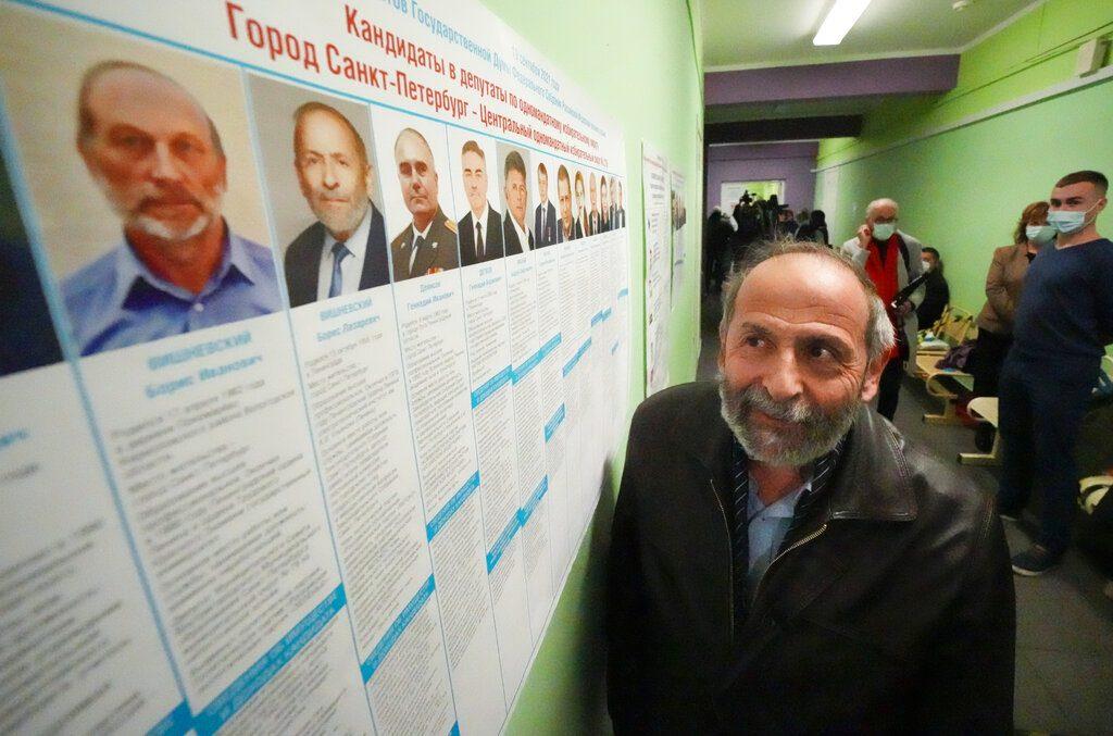 Ρωσικές εκλογές: «Διαφανείς» λέει το Κρεμλίνο – «Κλίμα εκφοβισμού» καταγγέλλει η Ε.Ε.
