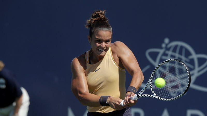 Τένις: «Λύγισε» η Σάκκαρη στην Όστραβα