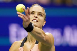 Τένις: Πρόκριση με «γαλλικά» για τη Σάκκαρη