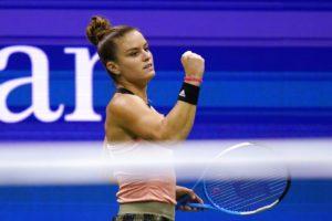 Τένις: Πέρασε η Σάκκαρη, βλέπει Τop-10