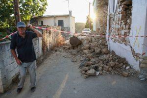 Νέος σεισμός 4,1 Ρίχτερ νότια της Κρήτης