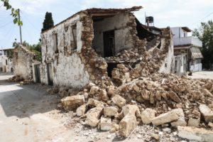 Σεισμός στην Κρήτη: Μη κατοικήσιμα 359 κτίσματα – Μόλις 9 τα λειτουργικά σχολεία