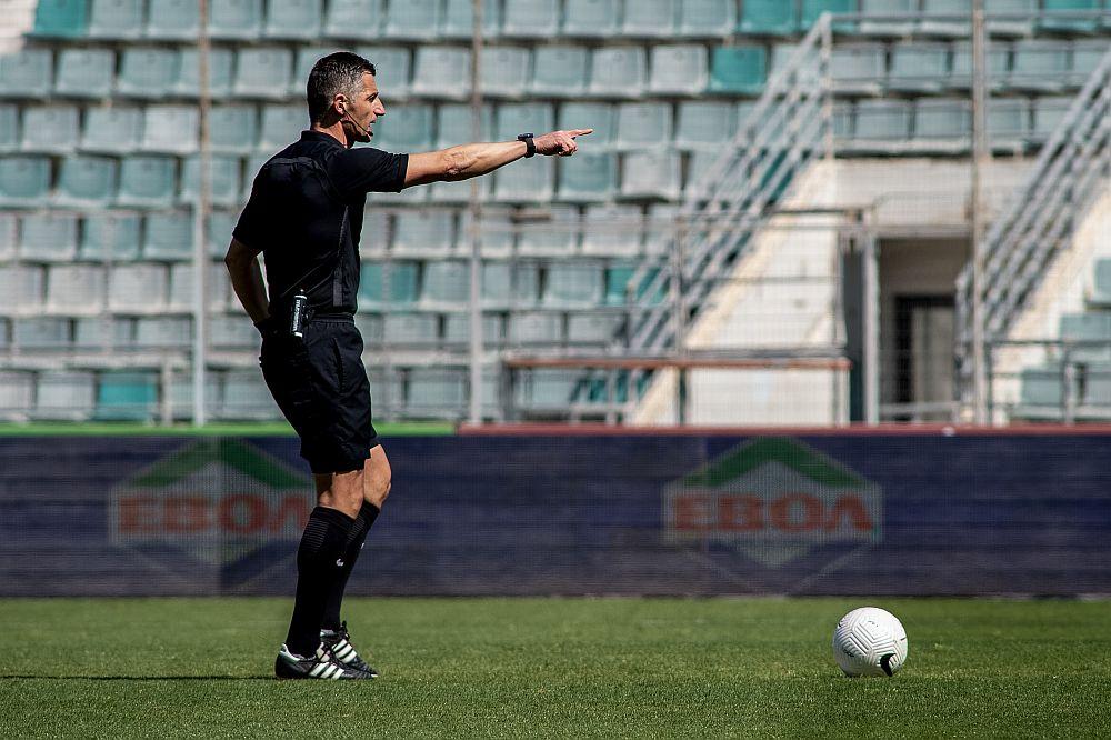 UEFA: Ο Σιδηρόπουλος διαιτητής στο Ζενίτ – Μάλμε
