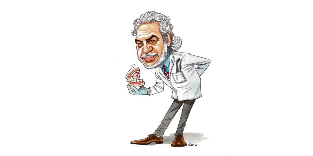 Χρήστος Στυλιανίδης: Ο πρόθυμος οδοντίατρος