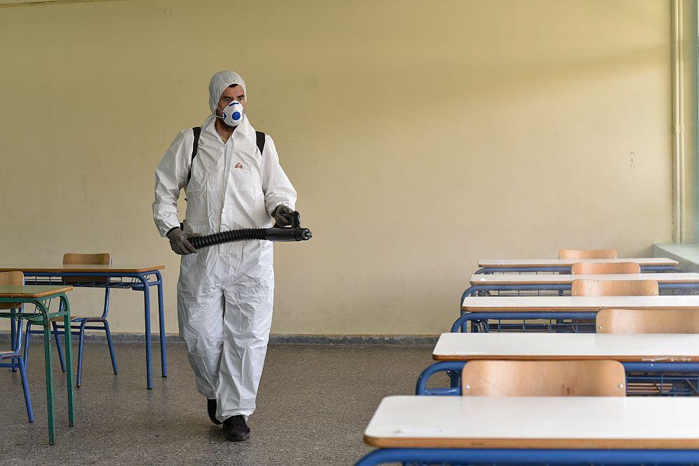 Σχολεία: Εκτίμηση Τζανάκη ακόμα και για 50.000 κρούσματα κορονοϊού σε παιδιά