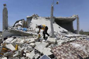 Ο ΟΗΕ υπολογίζει το ανθρώπινο κόστος του δεκαετούς πολέμου στη Συρία