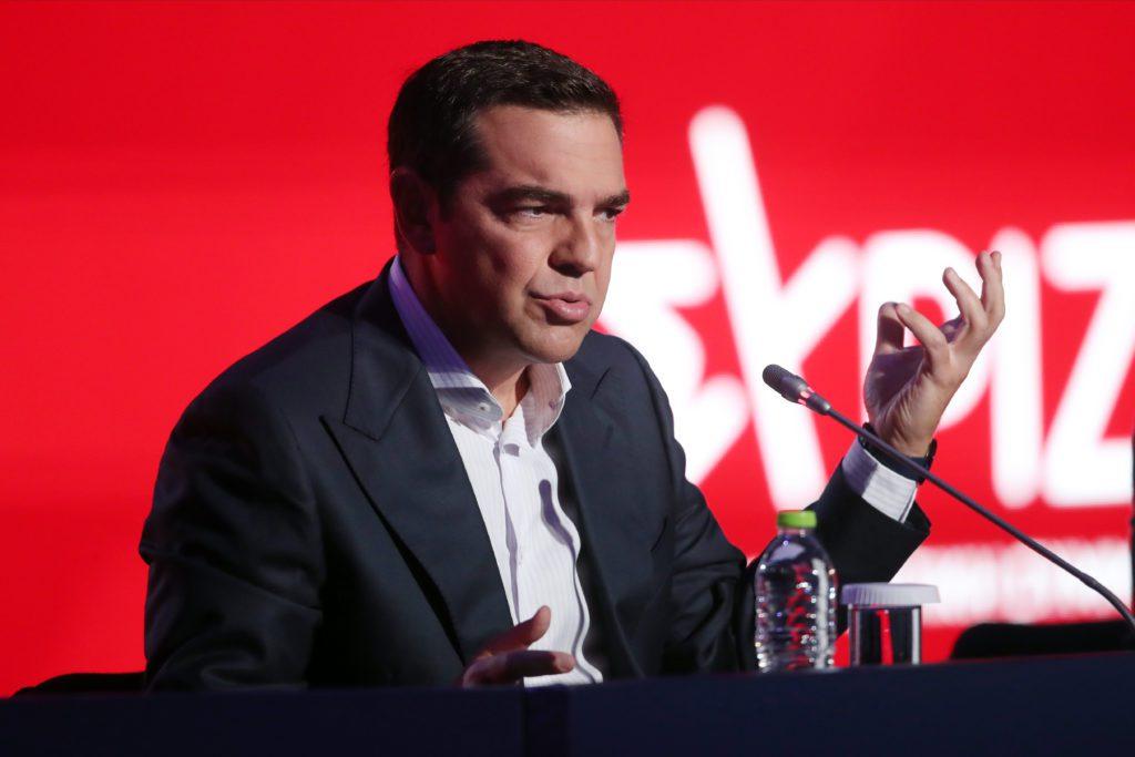Τσίπρας στη ΔΕΘ: Το δίλημμα είναι προοδευτική ή νεοφιλελεύθερη και αντικοινωνική διακυβέρνηση