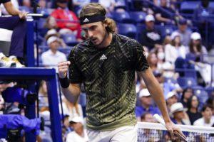 Τένις: Εκτός Κυπέλλου Ντέιβις ο Στέφανος Τσιτσιπάς