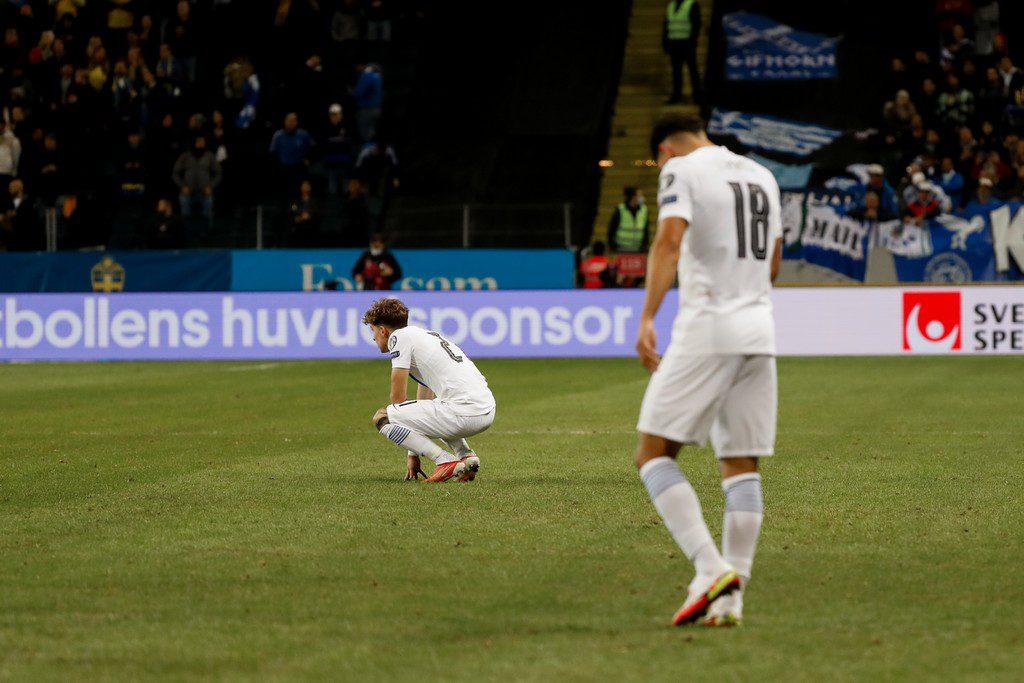 Σβήνει το όνειρο της πρόκρισης στο Μουντιάλ για την Εθνική μας – Ηττήθηκε 2-0 από τη Σουηδία