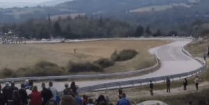 Ελασσόνα: Βίντεο – σοκ από αγωνιστικό που αυτοκίνητο αναποδογύρισε με μεγάλη ταχύτητα