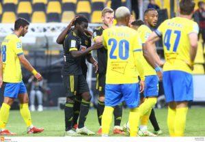 Σούπερ Λίγκα: Καταιγιστικός ο Αρης ξέσπασε στον Παναιτωλικό (5-1)