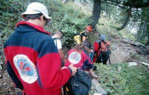Θεσσαλονίκη: Τραυματισμός ορειβάτη στον Όλυμπο