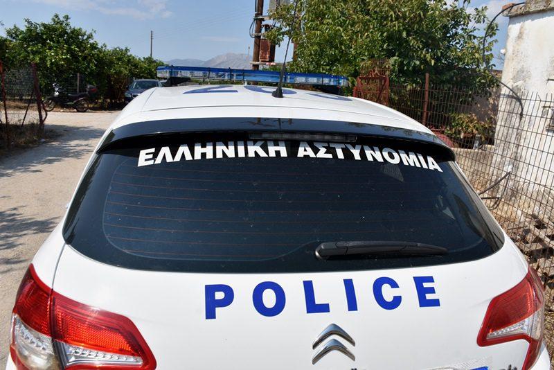 Λαμία: Συνέλαβαν το δολοφόνο με το μπαλτά