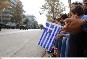 Παρέλαση 28ης Οκτωβρίου: Τι θα ισχύσει με τη μάσκα