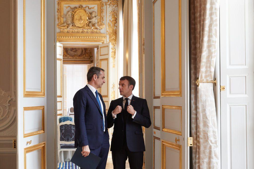 Γαλλικό ΥΠΕΞ: Η συμφωνία με την Ελλάδα αφορά στην «επικράτεια», δεν περιλαμβάνει την ΑΟΖ